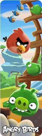 Angry Birds 3D 3-D Bookmark