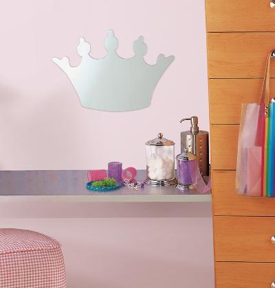 Princess Peel & Stick Mirror (Large)
