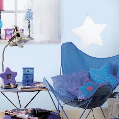 Star Peel & Stick Mirror (Large)