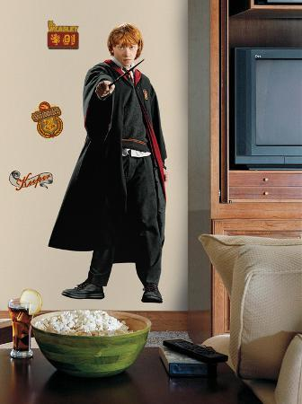 Harry Potter - Ron Peel & Stick Giant Wall Decal