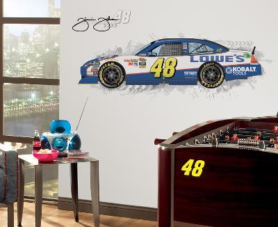 Jimmie Johnson Peel & Stick Giant Wall Decal