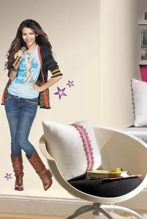 Victorious Peel & Stick Giant Wall Decal