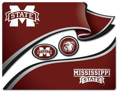 Mississippi State Peel & Stick Laptop Wear