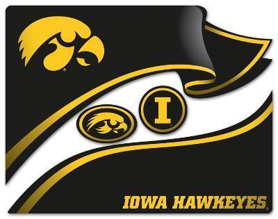 University of Iowa Peel & Stick Laptop Wear