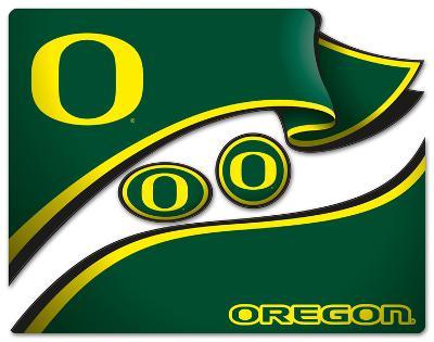 University of Oregon Peel & Stick Laptop Wear