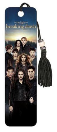 The Twilight Saga: Breaking Dawn Part 2 - Cast Collectors Beaded Bookmark