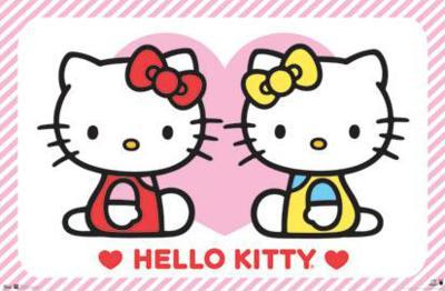 Hello Kitty - Friends