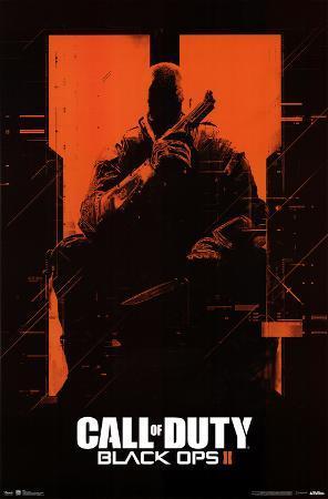 Call of Duty: Black Ops 2 - Orange