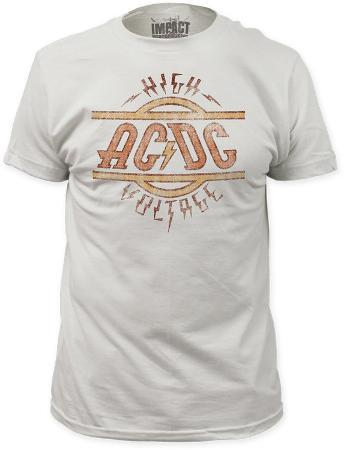 AC/DC - High Voltage (Slim Fit)