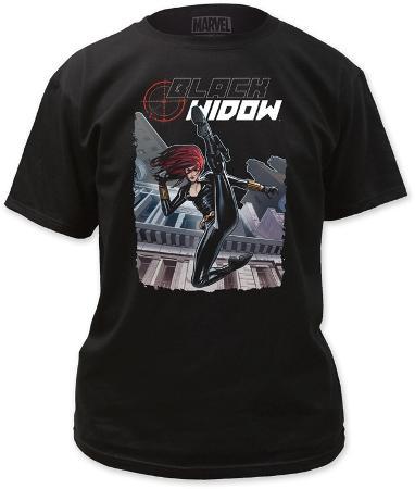 Black Widow - Kick