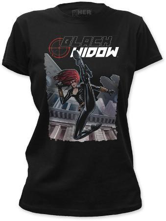 Juniors: Black Widow - Kick
