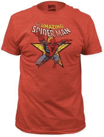 Spiderman - Star (Slim Fit)