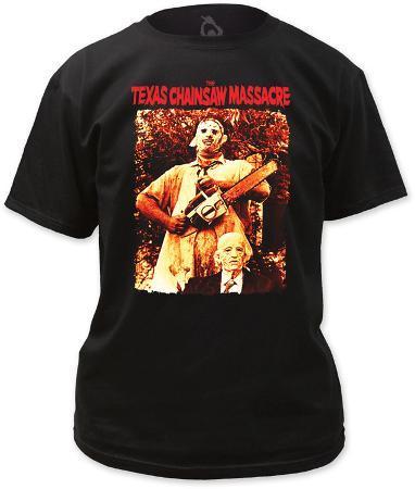Texas Chainsaw Massacre - Leatherface & Grandpa