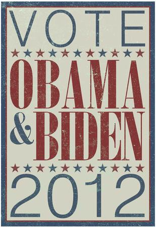 Vote Obama & Biden 2012