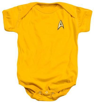 Infant: Star Trek- Command Uniform