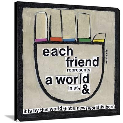 Each Friend Hand