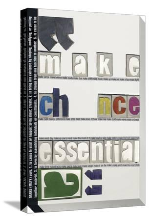 Make Chance Essential