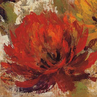Fiery Dahlias II