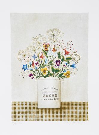 Flowers Rue Jacob