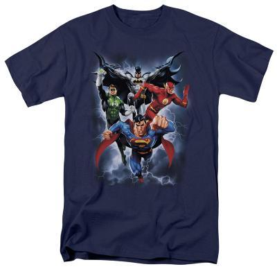 Justice League - The Coming Storm