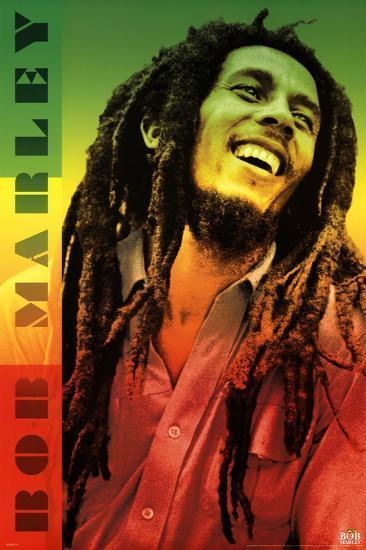 7dc02c5021 Bob Marley - Colors Print at AllPosters.com
