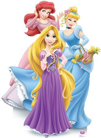 Disney Princesses Group
