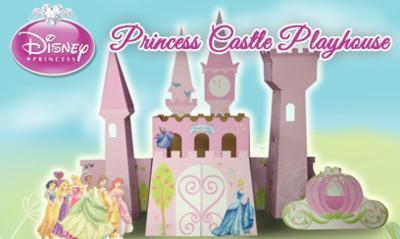 Disney Playhouse Castle