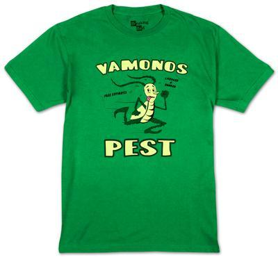 Breaking Bad - Vamonos Pest