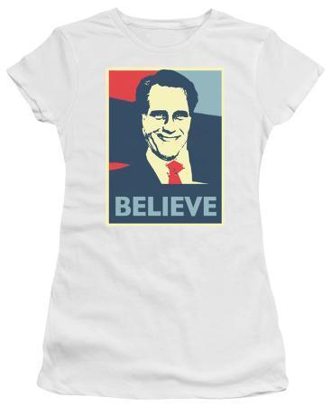 Juniors: Mitt Romney - Believe