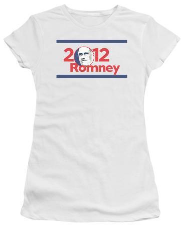 Juniors: Mitt Romney - 2012 Romney