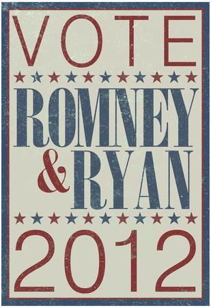 Vote Romney & Ryan 2012
