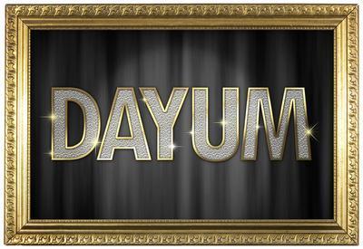 Dayum Bling