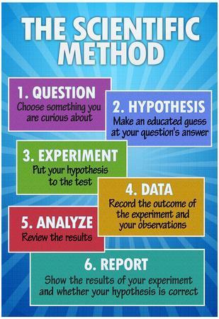 The Scientific Method Classroom Chart