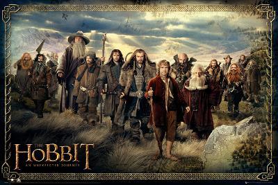 The Hobbit-Cast