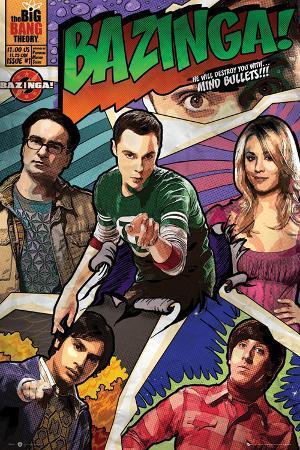 The Big Bang Theory-Comic