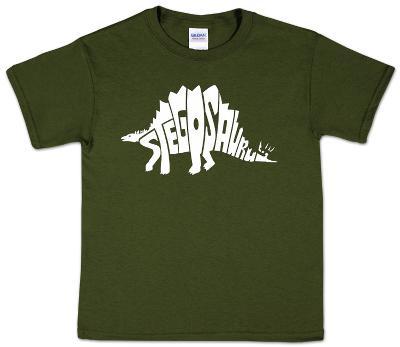 Youth: Stegosaurus Word art