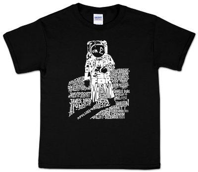 Youth: Astronaut Word Art