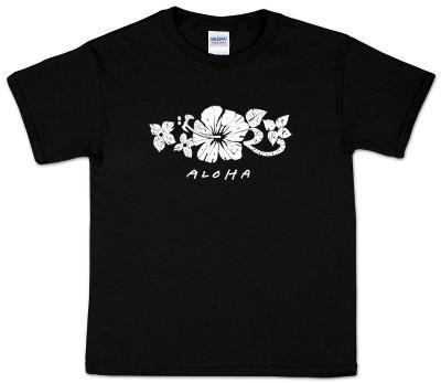 Youth: Aloha Word Art