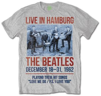 The Beatles - Live in Hamburg