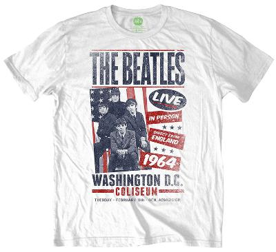 The Beatles - Coliseum Poster
