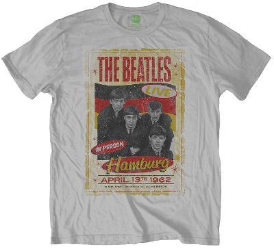 The Beatles - Hamburg '62 Poster