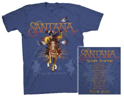 Santana - Shape Shifter Tour