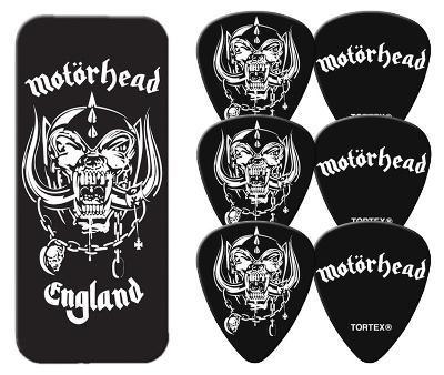 Motorhead - England Logo Guitar Picks