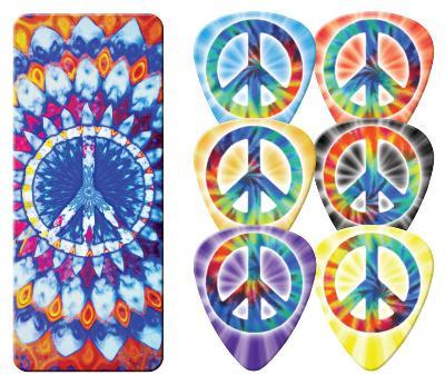 Peace Guitar Picks