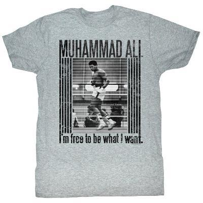 Muhammad Ali - Free To Be