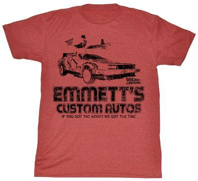 Back To The Future - Emmetts