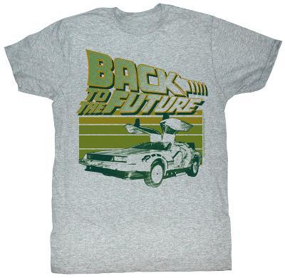 Back To The Future - Green Flight