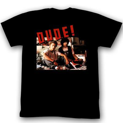Bill & Ted's Excellent Adventure -  Dude!