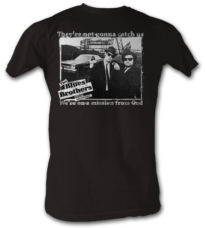 The Blues Brothers - Not Gonna Catch Us