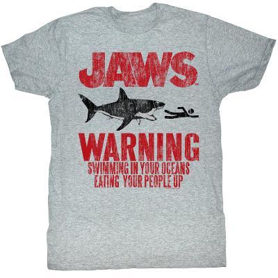 Jaws - Warning